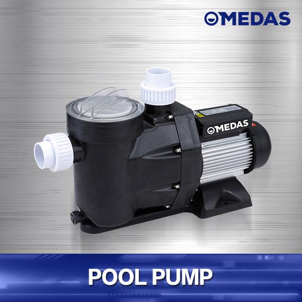 Large Flow Plastic Self-Priming Swimming Pool Pump