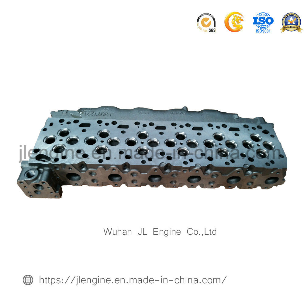 4941495 4929283 Isde Cylinder Head for Qsd6.7 Engine Spare Parts