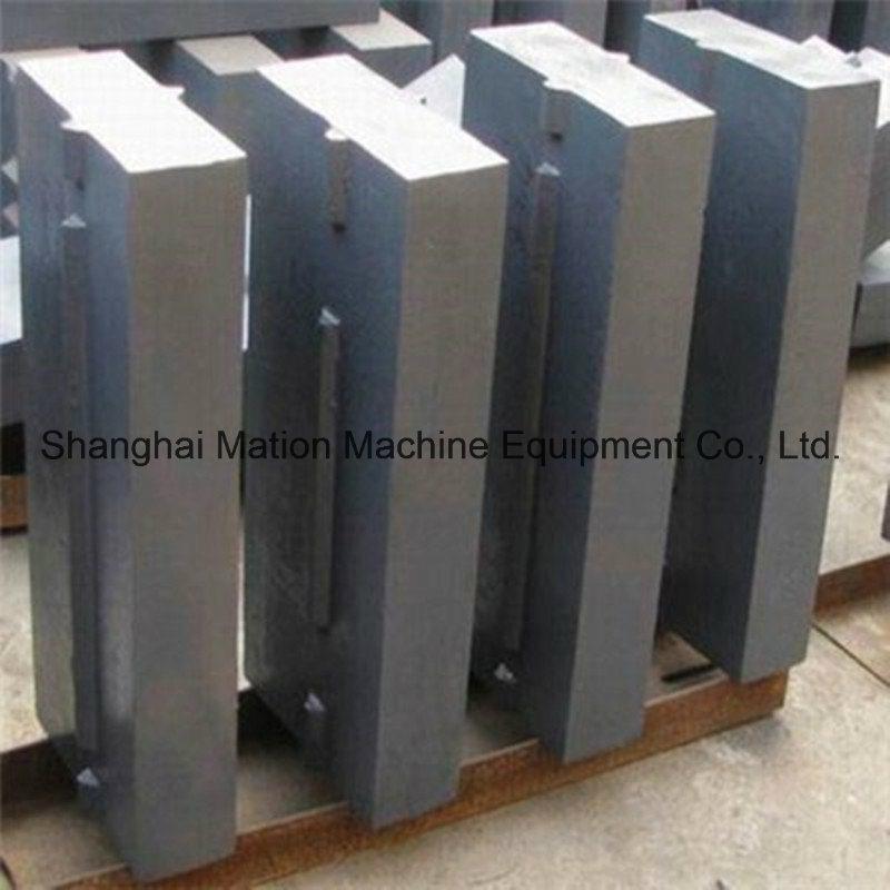 PF Series Impact Crusher High Chrome Iron Casting Blow Bar
