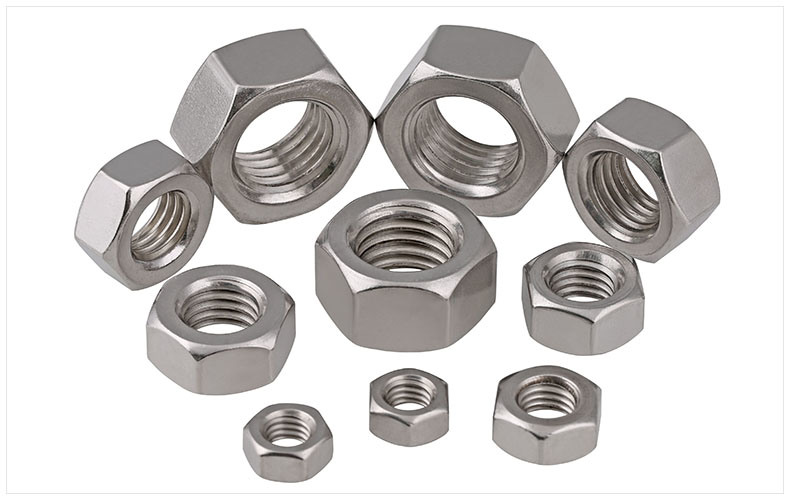 Stainless Steel Hex Nut DIN934