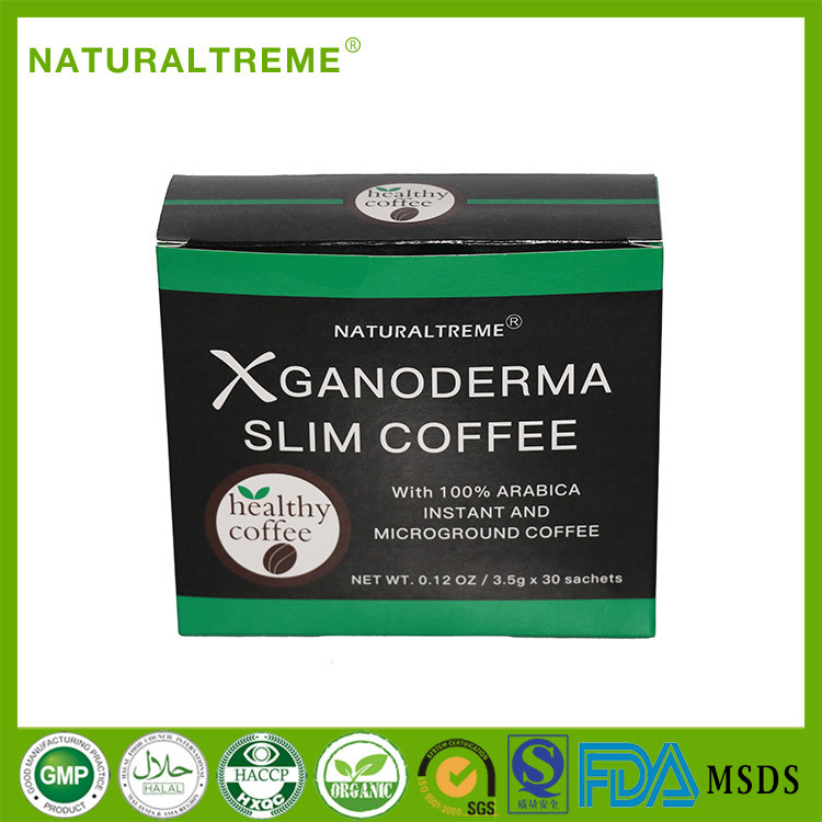Free Sample Ganoderma Mushroom Coffee for Weight Loss Slimming
