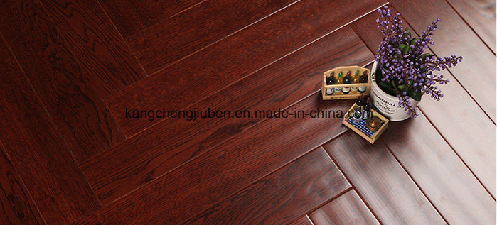 Natural Anti Abrasion Wood Parquet/Laminate Flooring