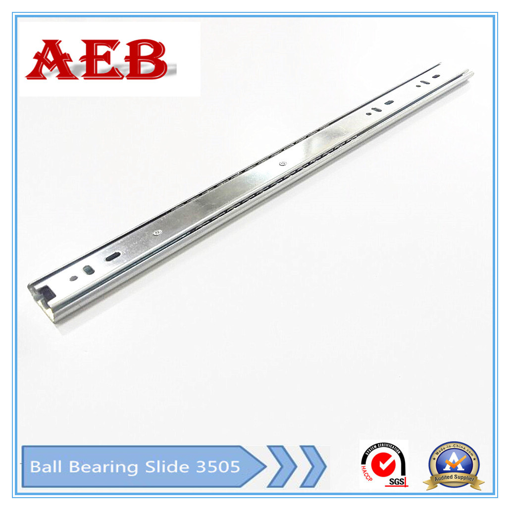 Aeb-35mm Single Extension Ball Bearing Drawer Slide