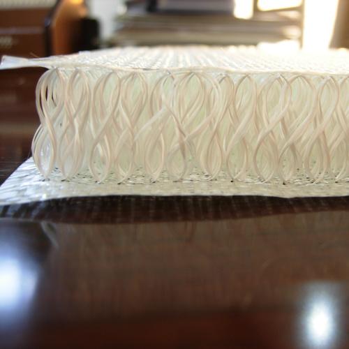 Sound Insulation Glass Fiber 3D Fabricb