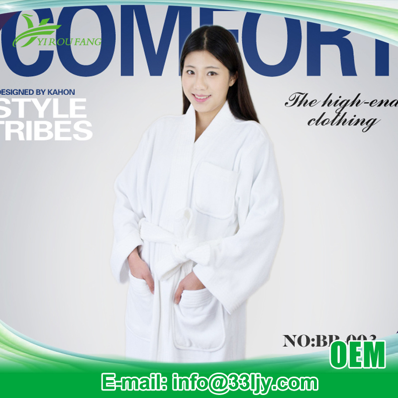OEM Apartment Cheap Bath Robe