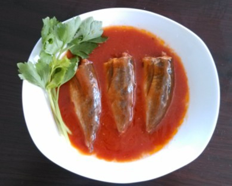 2016 Hot Sell Canned Mackerel