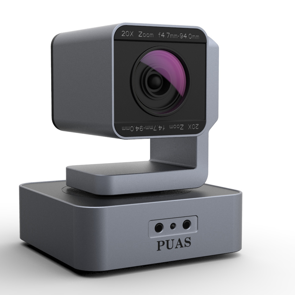 20X Optical, 3.27MP Full HD 1080P60 Video Conference Camera