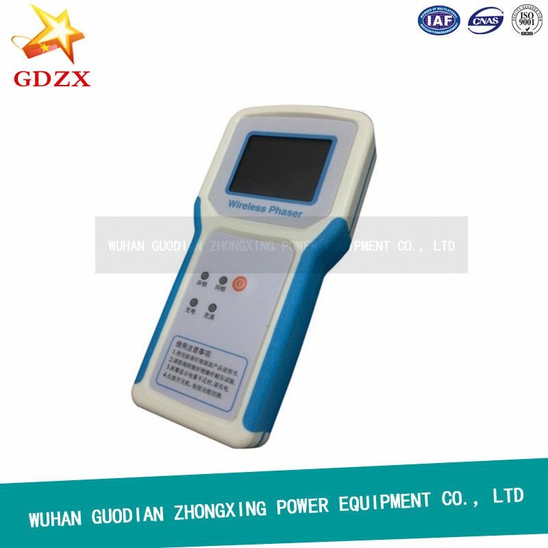 Wireless High Voltage Phase Check Instrument High Voltage Phase Detector
