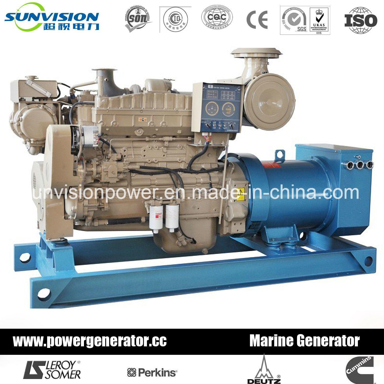 China 200kVA Marine Generator Cummins Marine Generator with
