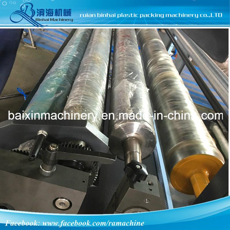 Non-Woven Fabrics/Paper/Film /Plastic/PP Woven Flexographic Printing Machine Doctor Blade