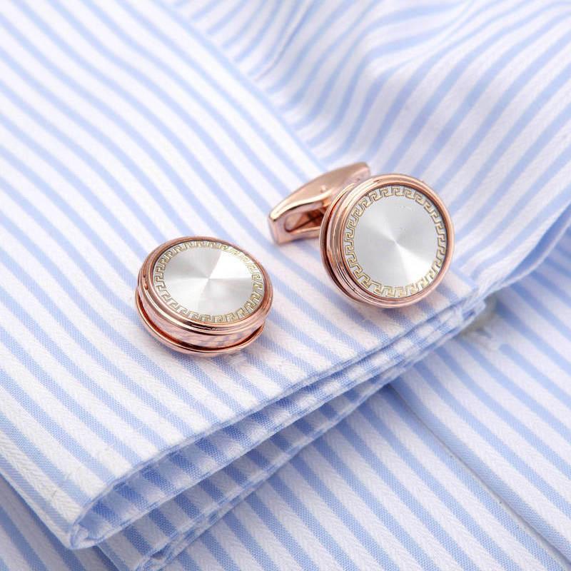 VAGULA Wedding Gift French Shirt Cuff Links