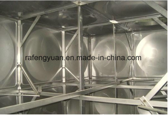Manufacture Direct Selling Stainless Steel Panel Water Tank