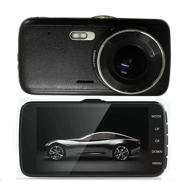 FHD 1296p Car DVR with Adas Ldws