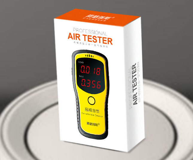 Portable Indoor Air Quality Monitor Formaldehyde Detector
