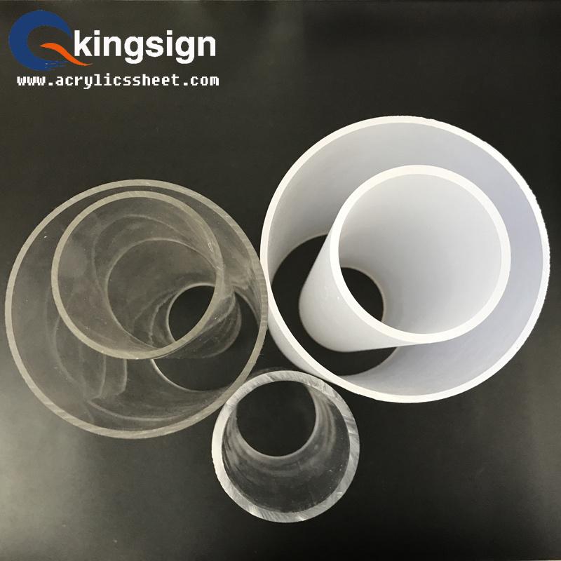 China Supplier Cast Acrylic Tube