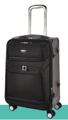 Hybird Complex Trolley Case PP+1680d Nylon Fabric