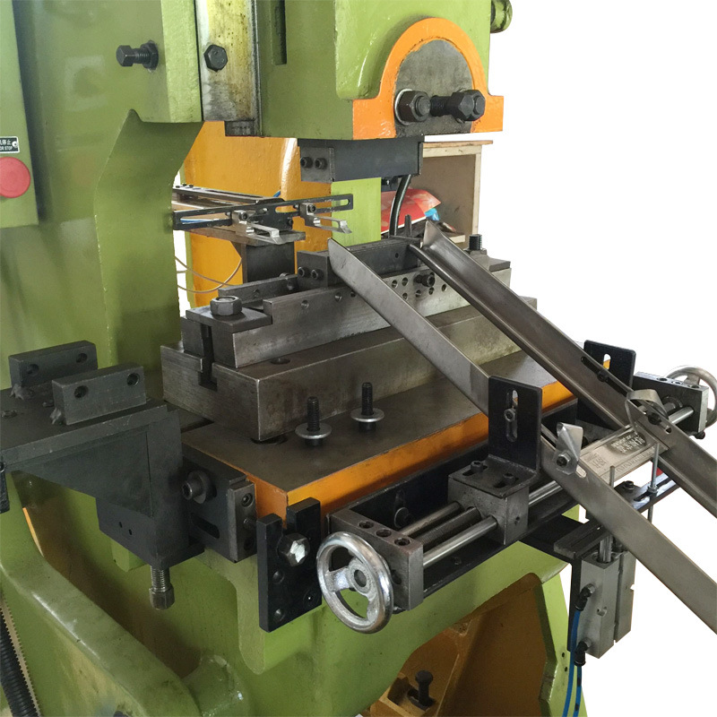 Paint Brush Ferrule Making Machine