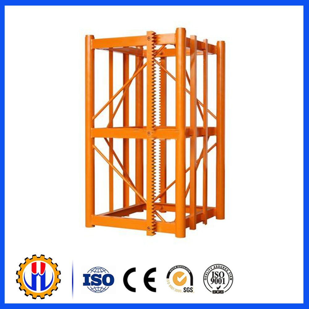 Tower Crane Standard Knot, Mast Section