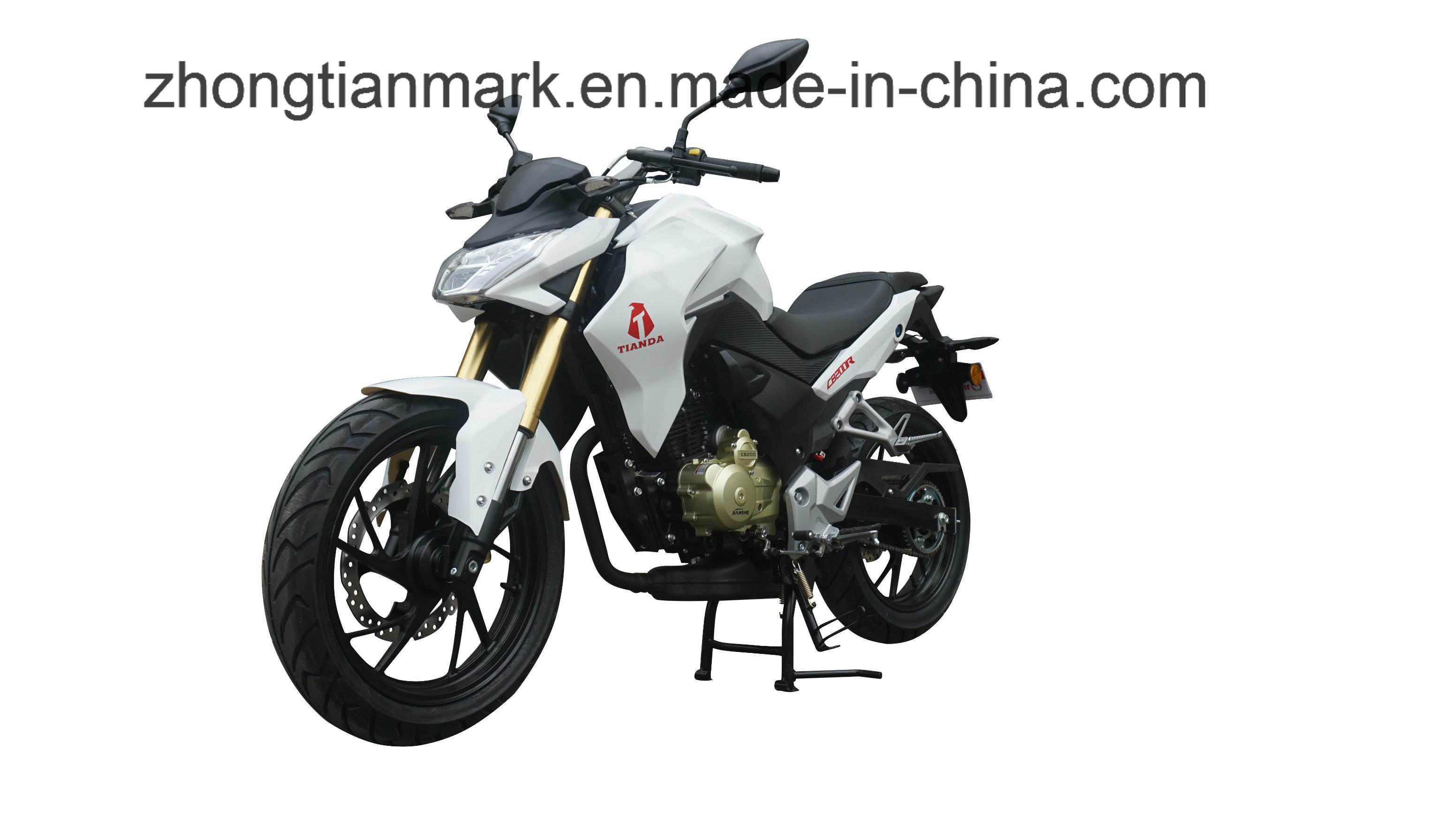 Honda Cbf 190 Racing Motorcycle New Design