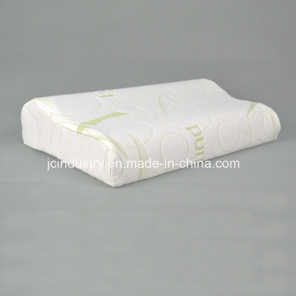 B Shape Contour Memory Foam Pillow