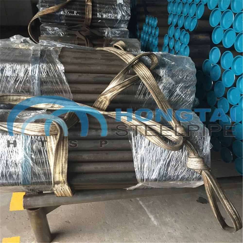 Ts16949 Cold Rolling Seamless Carbon Steel Pipe for Automobile