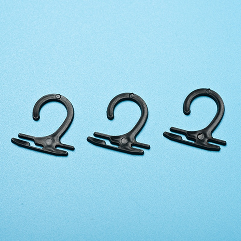 Garment Accessories Plastic Sock Hanging Hooks (SH001Z-4)