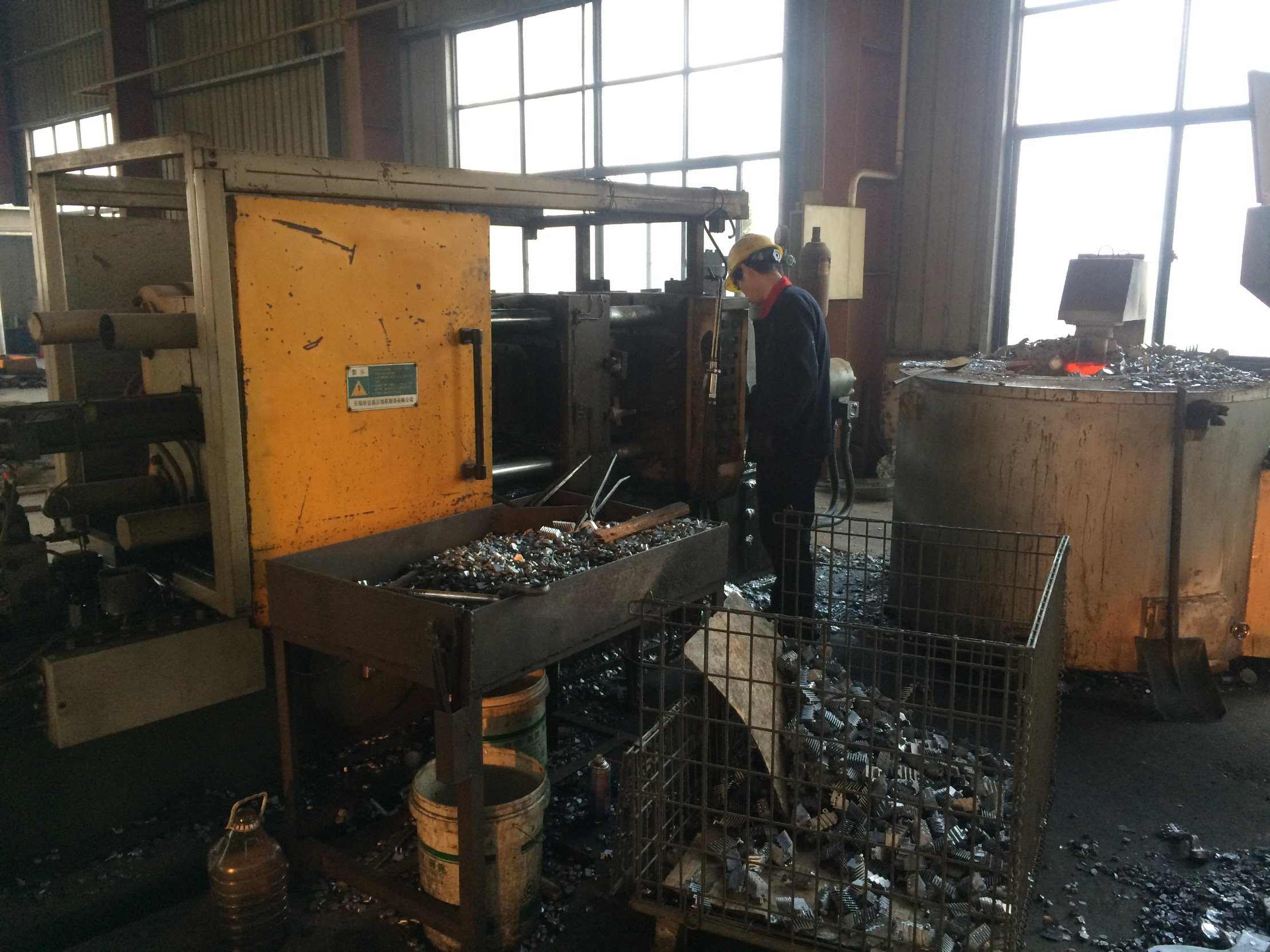 Wrench Parts OEM Die Casting Within 20 Years