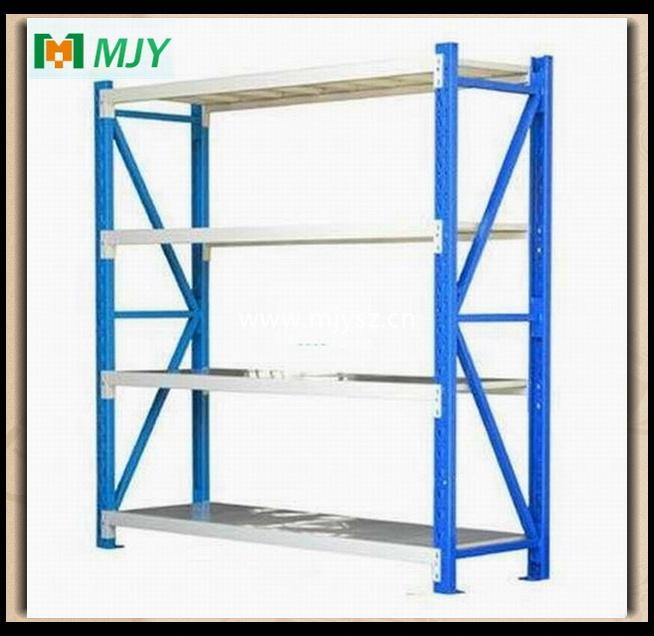 Light Duty Warehouse Storage Shelving Mjy-Ws01
