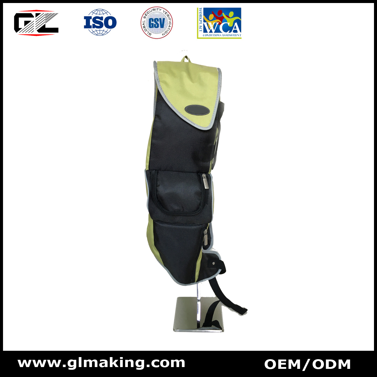 Convenient Messenger Sport Bag From Manufacturer