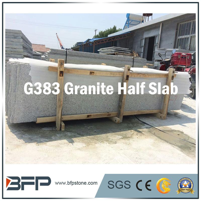 Granite countertop cabinet white