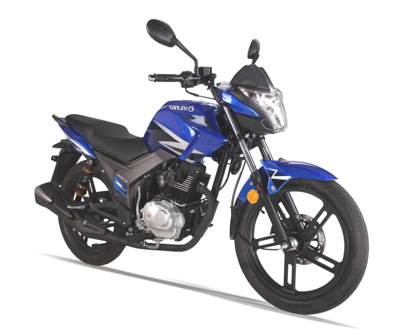 125cc/150cc/200cc China Dual EEC Bajaj Type Gas Street Moto Bike /Motorbike (SL150-F4)