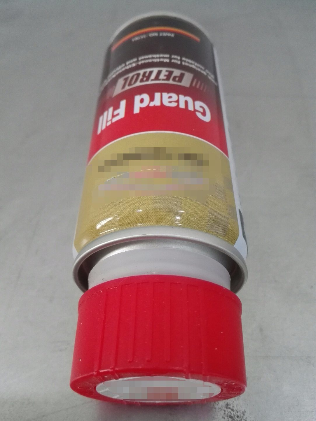 Metal Cans for Fuels or Petrol with Screw Lid Design