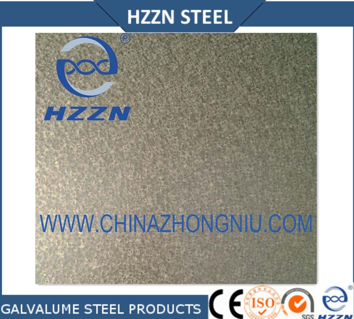 Zincalume Steel Coils Y Sheet/Bobinas Y Laminas De Acero Galvalume Y Planchas Onduladas (Calaminas Galvalume) Gl
