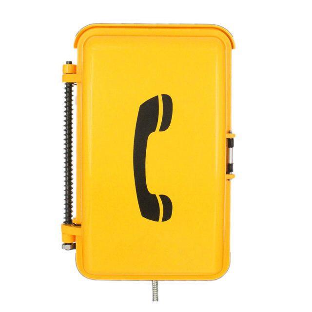 Waterproof VoIP Telephones, SIP Explosion Proof Wall-Mounted Telephones, SIP Phone