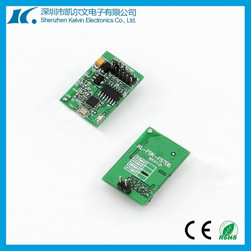 868MHz RF Transmitter and Receiver Module Kl-RF06