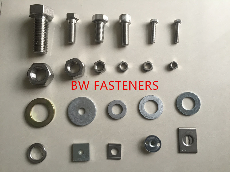 Stainless Steel DIN6923 Nut