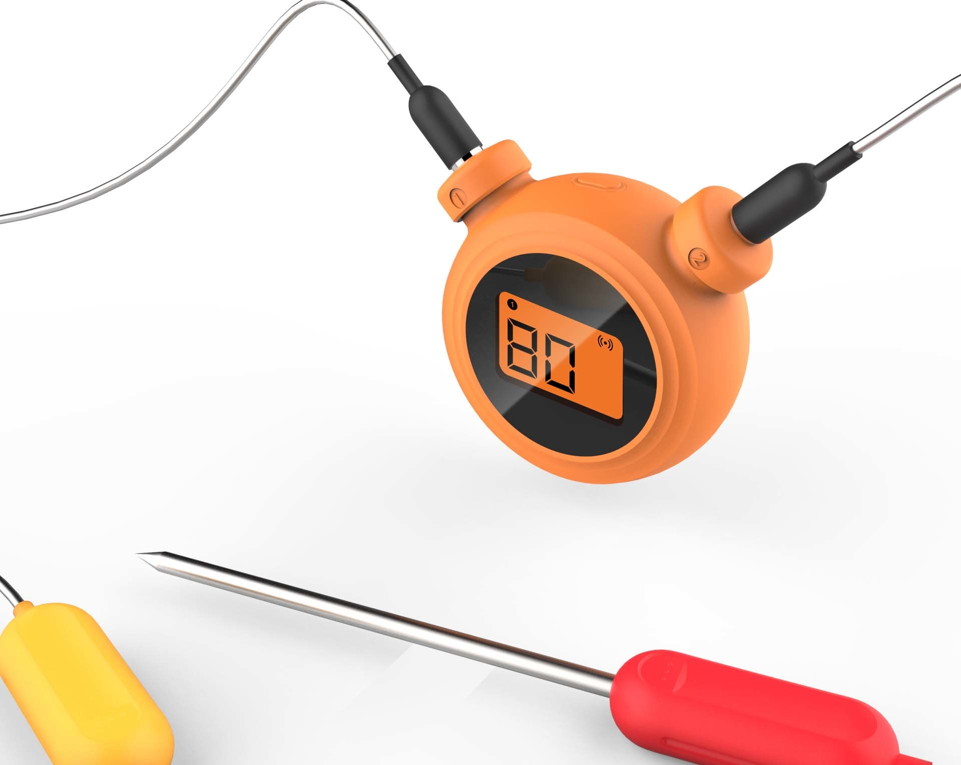 Bluetooth BBQ Smart Thermometer