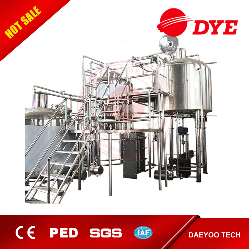 3000L Large Capacity Beer Brewing Equipment with Standard Europe Quality