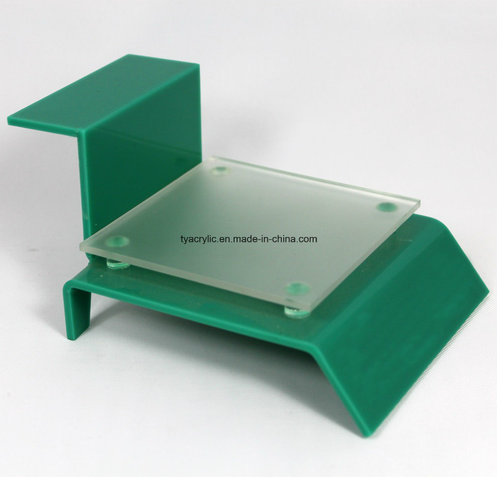 Customize Ad-152 Clear Advertising Acrylic POS Display