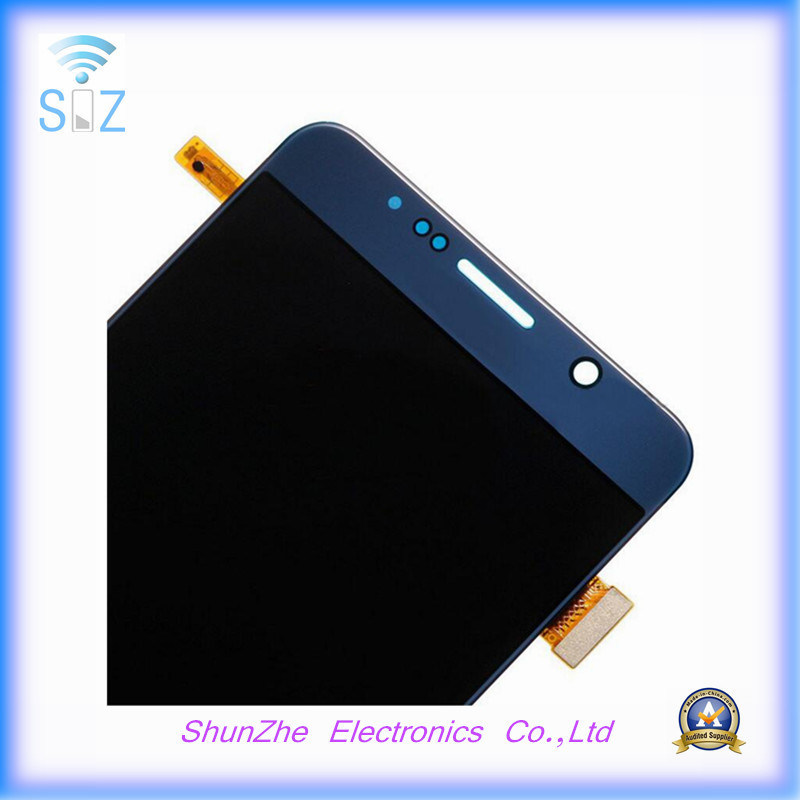 Mobile Smart Cell Phone Screen LCD for Samsung Galaxy Note 5 N9200 Displays Assembly