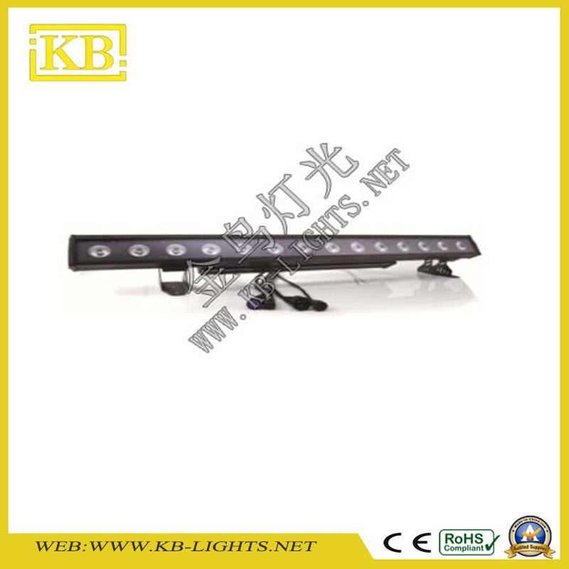 Pi65 Waterproof 14PCS*30W LED Wall Washer Light