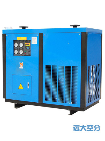 High Efficiency Refrigerated Compressed Air Dryer
