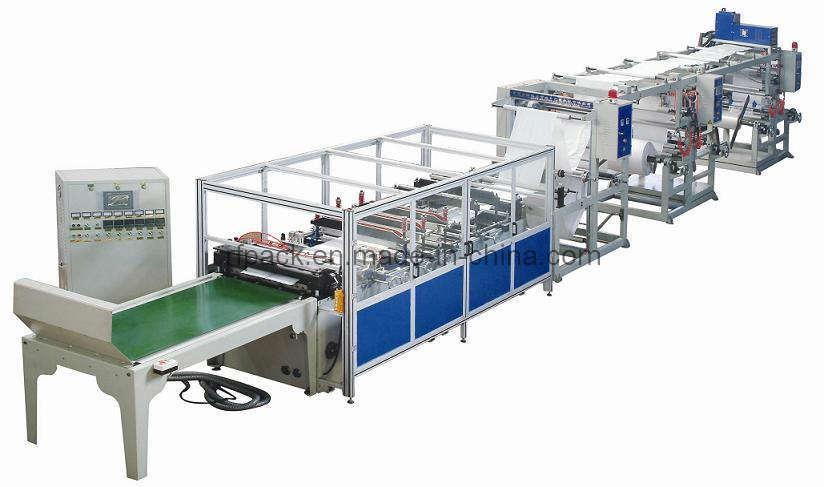 Bubble Film/ Kraft Paper Mailer Bag Making Machine (DISQ-700B)