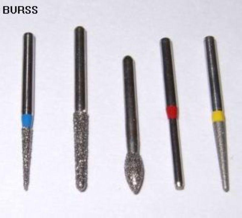 Dental Diamond: China Dental Diamond Burs, Dental Burs