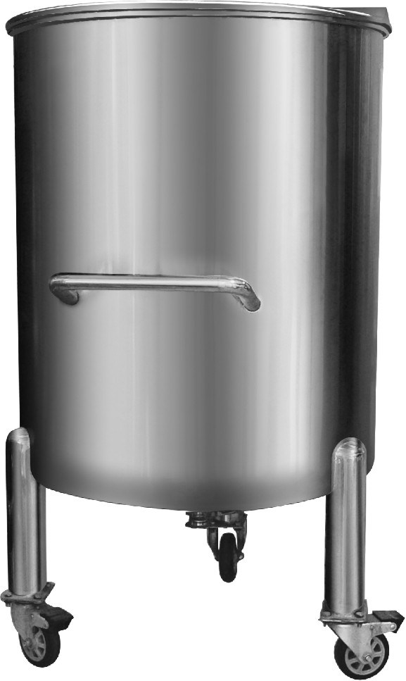 China opening way stainless steel tank sus