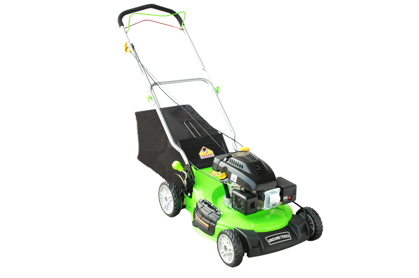 Landscaping Gas Tools : China quot petrol self propelled lawn mower garden tools