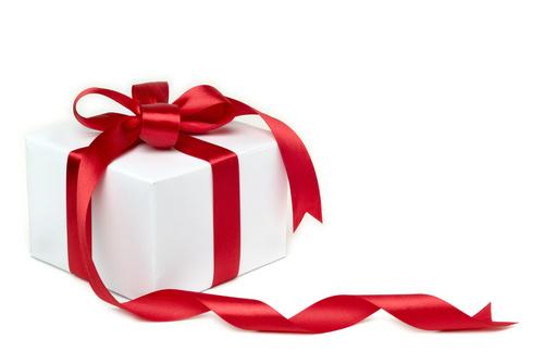 Упаковка подарков в красном селе