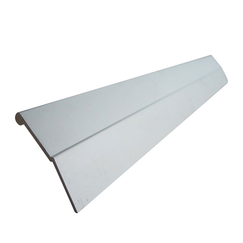 Anodize Silver Aluminium Extrusion for Furniture Materail