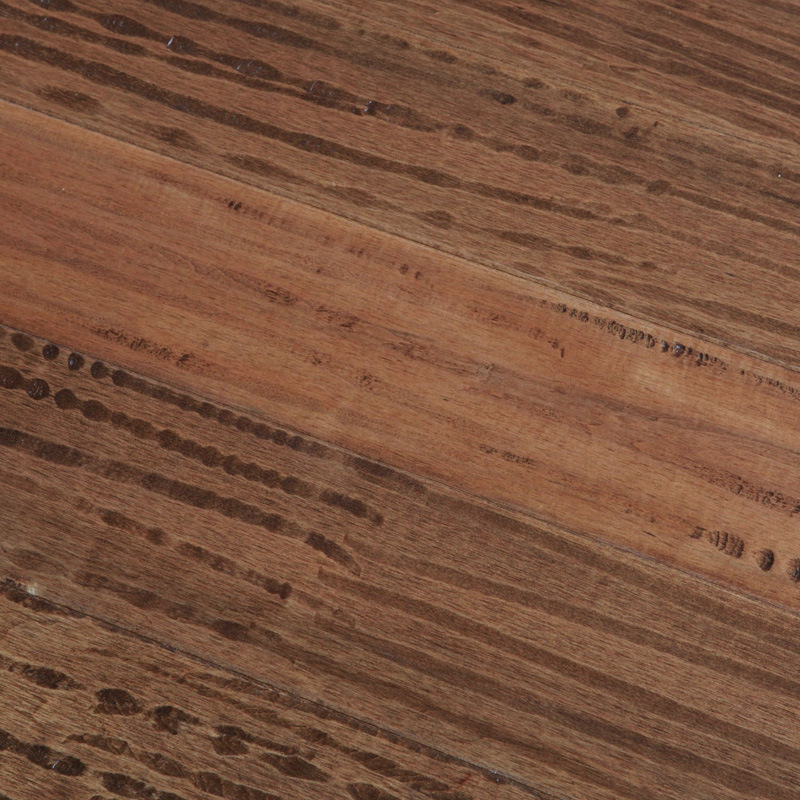 125X18mm Uniclic Lock UV Handscraped Oak Engineered Wood Flooring
