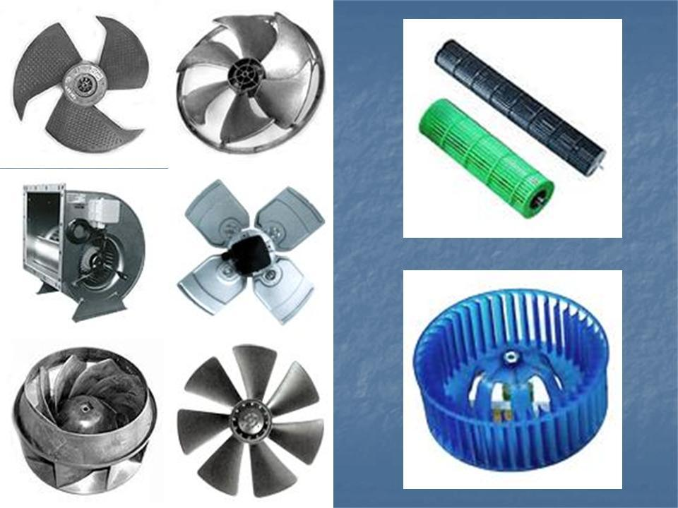 Impeller Fan Blades : China metal plastic fan blade wheel impeller for air